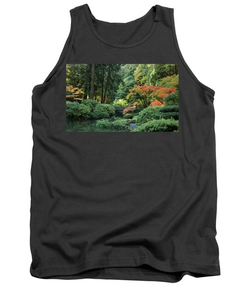 Moonbridge Autumn Serenade Tank Top