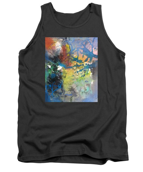 Moonglow Tank Top by Becky Chappell