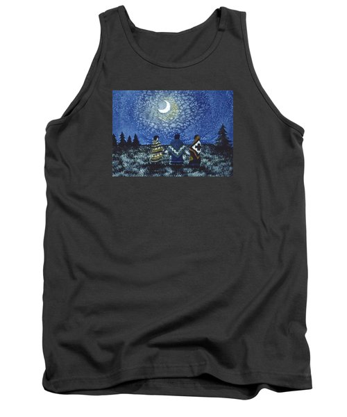 Moonlight Counsel Tank Top
