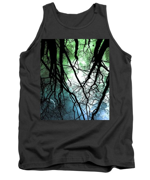 Moonlight Forest  Tank Top