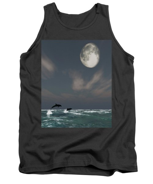 Moonlight Swim Tank Top