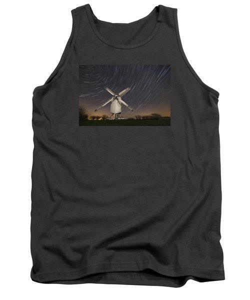 Moonlit Chillenden Windmill Tank Top