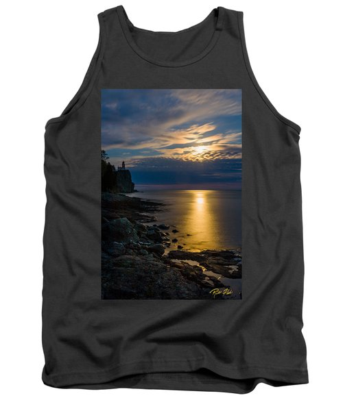 Moonrise From The Cloudbank Tank Top