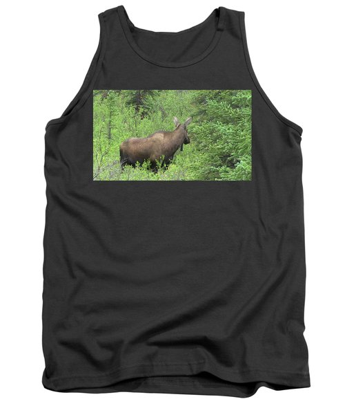 Moose Tank Top