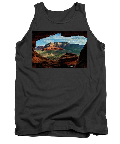 Moose Ridge 06-056 Tank Top by Scott McAllister