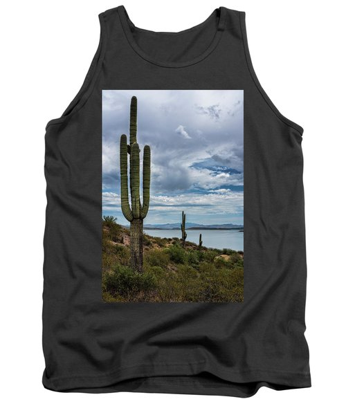 Tank Top featuring the photograph More Beauty Of The Southwest  by Saija Lehtonen