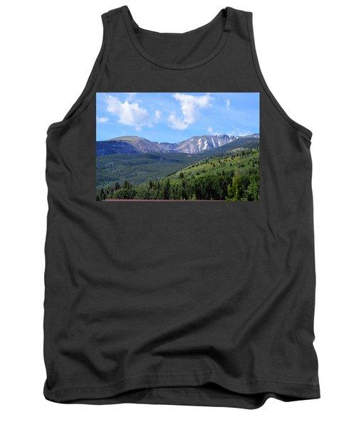 More Montana Mountains Tank Top