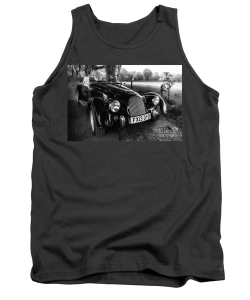 Morgan On King's Road, Ireland Tank Top
