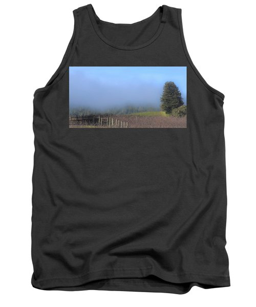 Morning At The Vinyard Tank Top