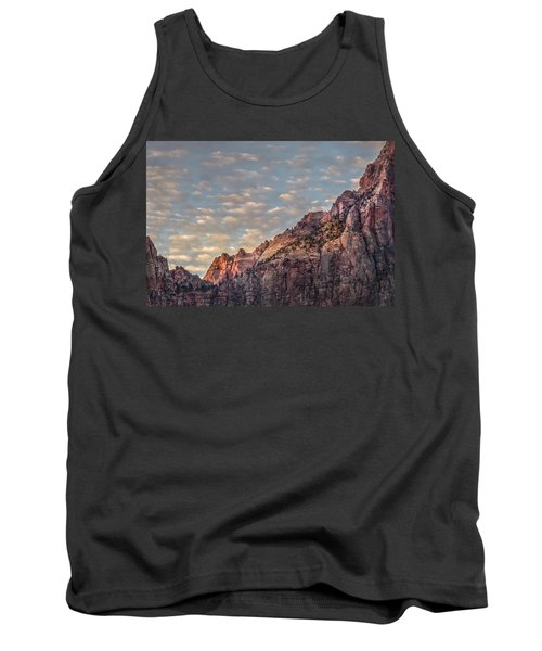 Morning Clouds Tank Top