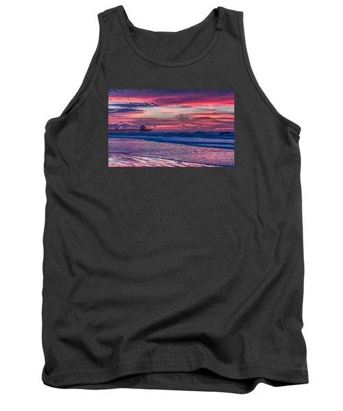Morning Divide - Folly Beach Sc Tank Top