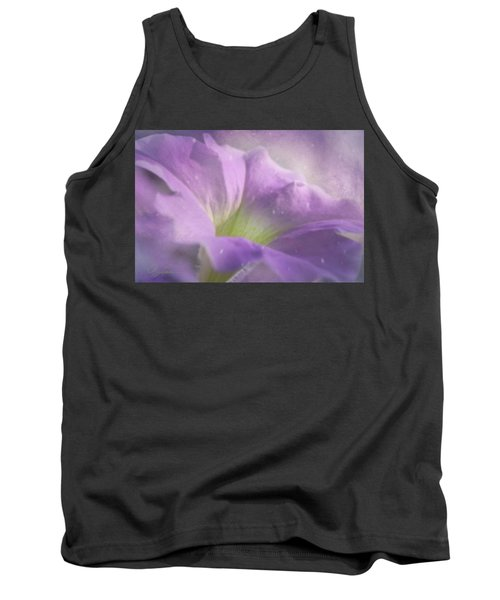 Morning Glory Tank Top by Ann Lauwers