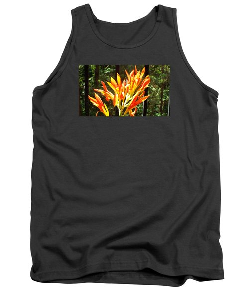 Morning Glory Tank Top by Jake Hartz