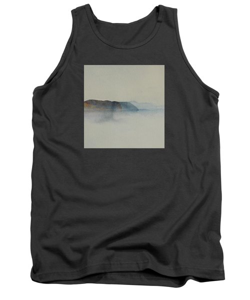 Morning Haze In The Swedish Archipelago On The Westcoast.2 Up To 28 X 28 Tank Top