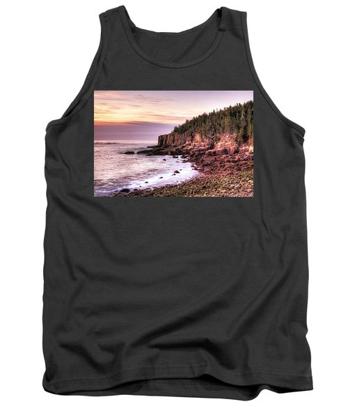 Morning In Acadia Tank Top