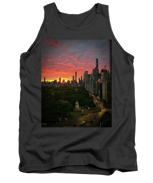 Morning In The City Tank Top