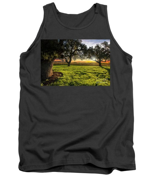 Morning In Wine Country Tank Top