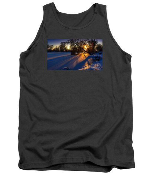 Morning Light Tank Top by Franziskus Pfleghart