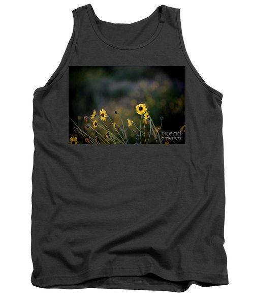 Tank Top featuring the photograph Morning Light by Kelly Wade