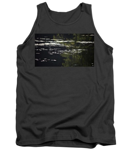 Morning Lily Pads Tank Top
