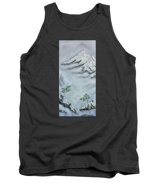Morning Mist 2 Tank Top