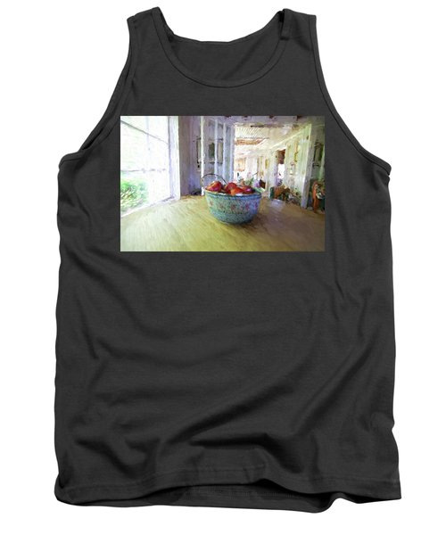 Morning On The Farm Tank Top
