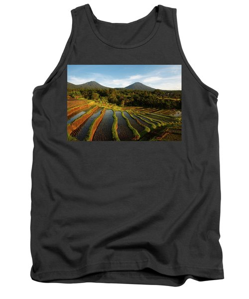 Morning On The Terrace Tank Top