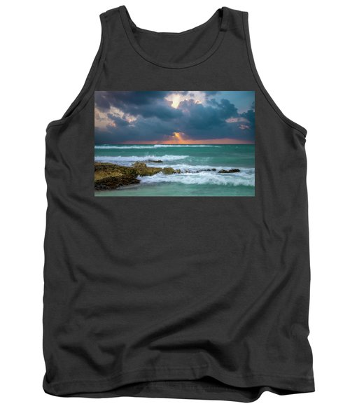 Morning Surf Tank Top