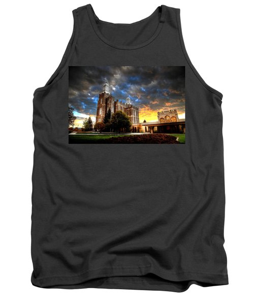 Moses Light Tank Top