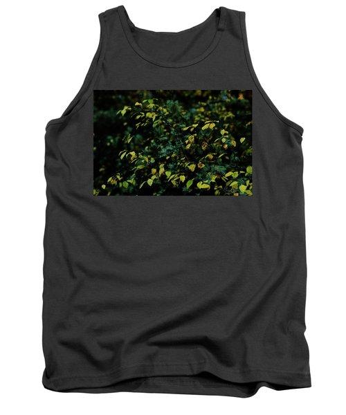 Moss In Colors Tank Top