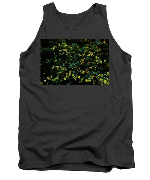 Moss In Colors Tank Top