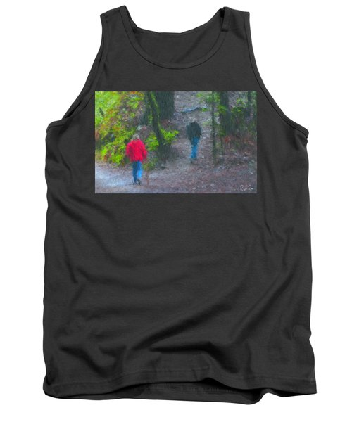 Mother And Son Tank Top
