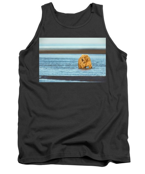 Mother Grizzly Fishing Tank Top
