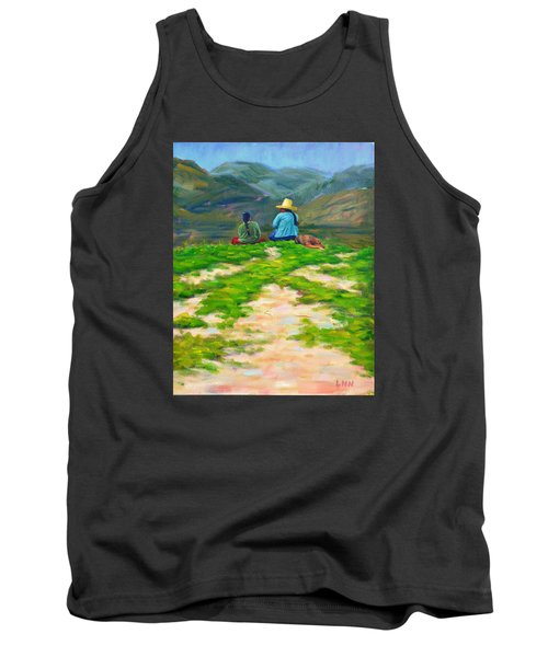 Motherly Advice, Peru Impression Tank Top