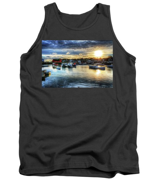 Motif #1 Sunrise Rockport Ma Tank Top