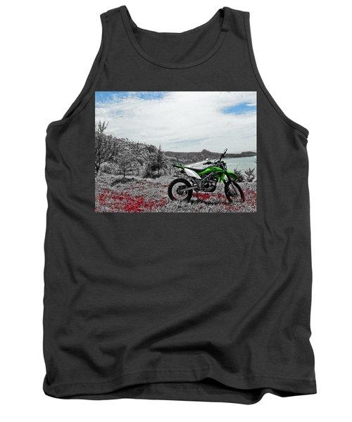 Motocross Tank Top