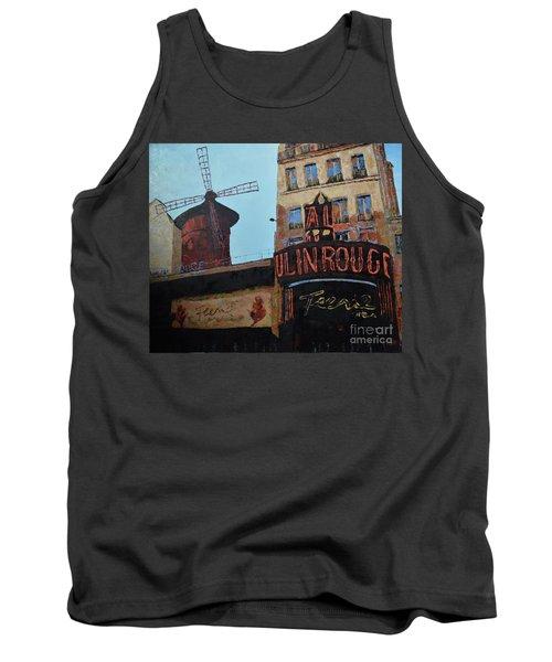 Moulin Rouge Tank Top