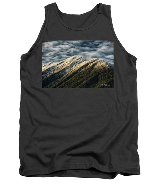 Mount Higgins Clouds Tank Top