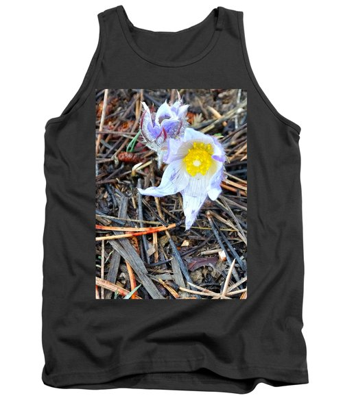Mount Margaret Spring 14344 Tank Top by Jerry Sodorff