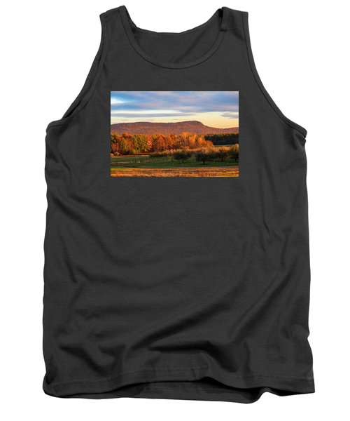 Mount Tom Foliage View Tank Top