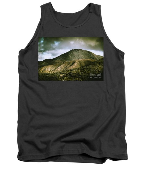 Mount Zeehan Tasmania Tank Top