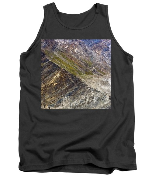 Mountain Abstract 1 Tank Top