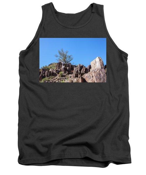 Mountain Bush Tank Top