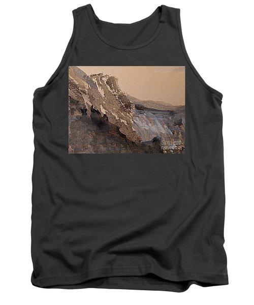 Mountain Cliff Tank Top