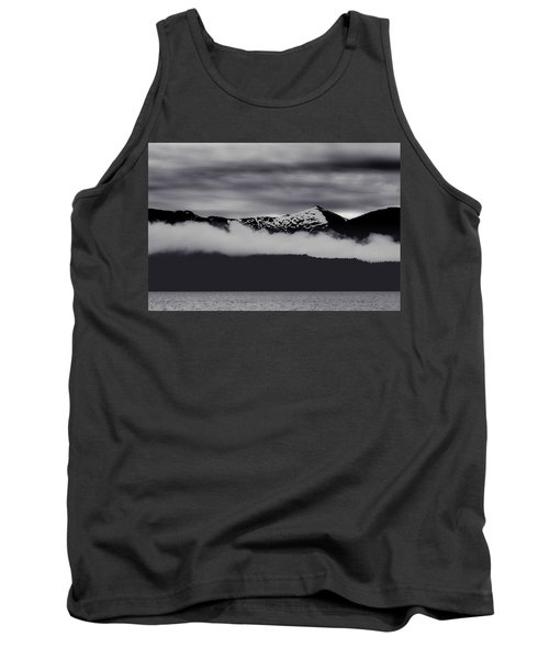 Tank Top featuring the photograph Mountain Contrast by Jason Roberts