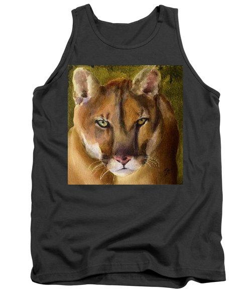 Mountain Lion Tank Top