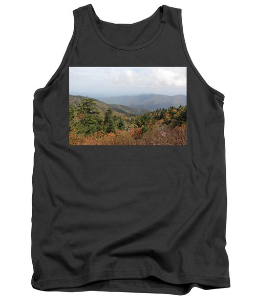 Mountain Long View Tank Top