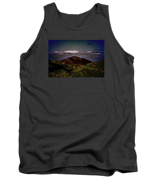 Tank Top featuring the photograph Mountain Of Love by B Wayne Mullins