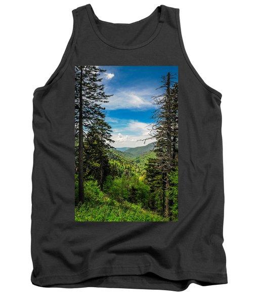 Mountain Pines Tank Top