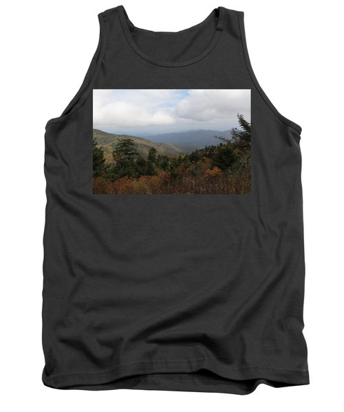 Mountain Ridge View Tank Top